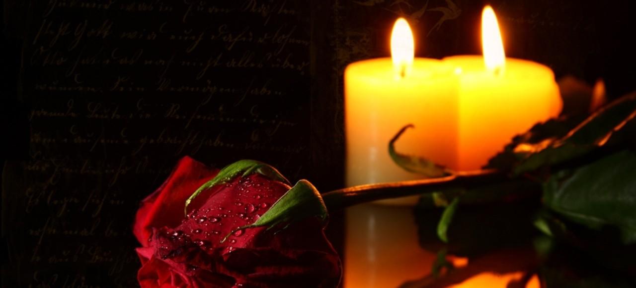 Parafínové svíčky